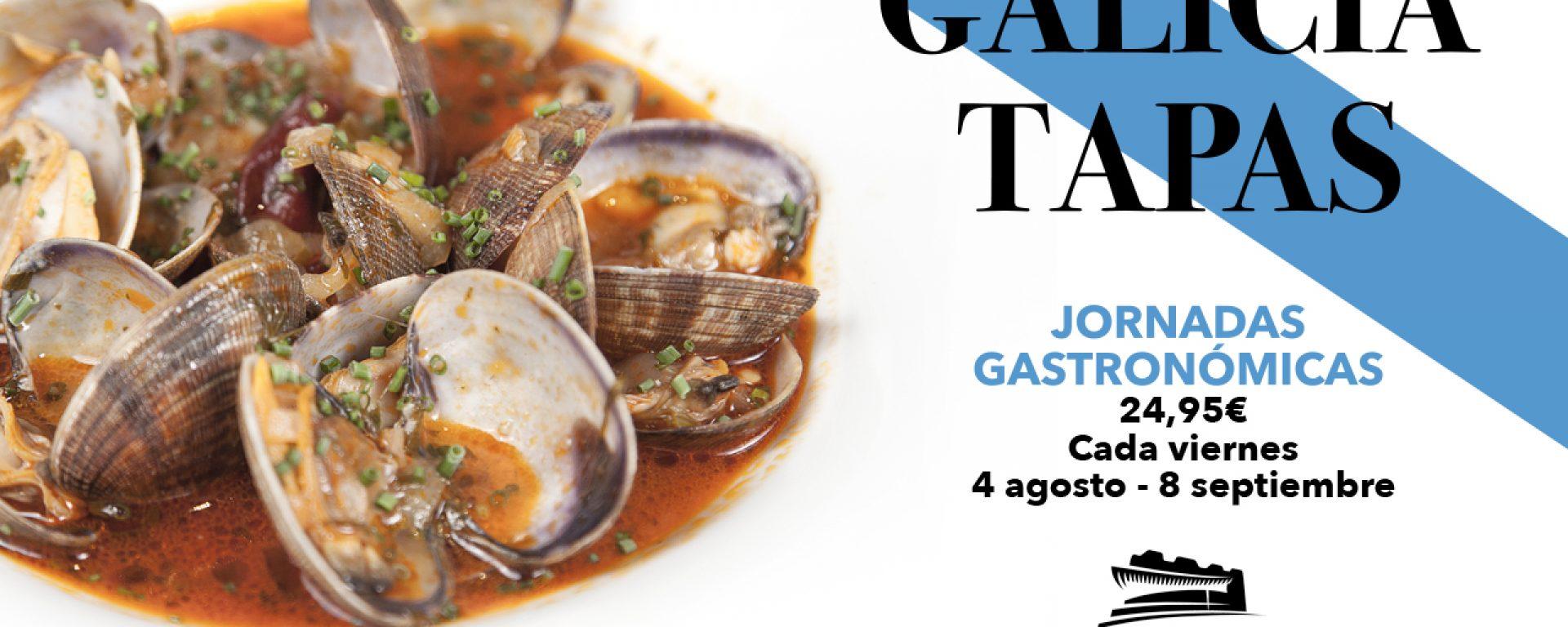 Galicia en tapas